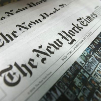 NY Times Editors Quit Journalism In Favor Of Blatant Political Activism [VIDEO]