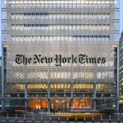 The New York Times is Imploding on Itself And It's More Delicious Than Leftover Turkey