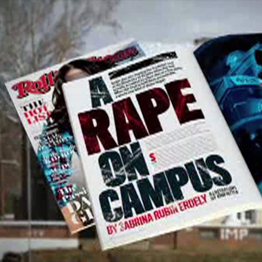 Rolling Stone's Latest: Blame The Victims For UVA Rape Hoax [VIDEO]