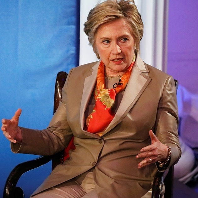 Hillary Clinton Discusses 'What Happened' With Hugh Hewitt And It's A Doozy [VIDEO]