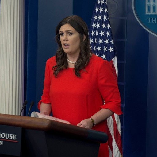 Sarah Huckabee Sanders Not Liberal Idea of Beautiful and Well-Spoken
