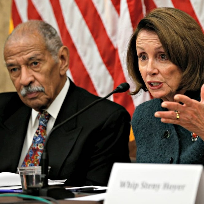 Pelosi Changes Her Mind On Conyers, But It's Too Late [VIDEO]