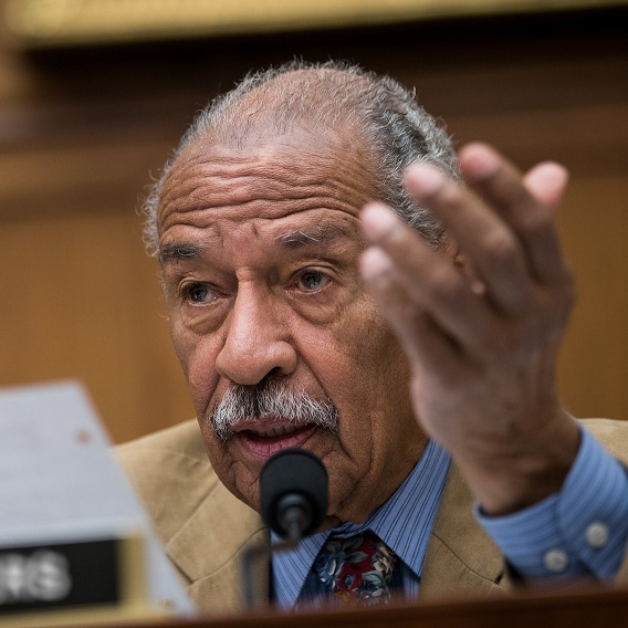 Conyers Tries Hillary Excuse For His Problems [VIDEO]