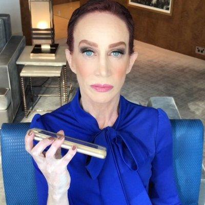 Cry Me a River: Kathy Griffin Whines Because She Can't Get Work. [VIDEO]