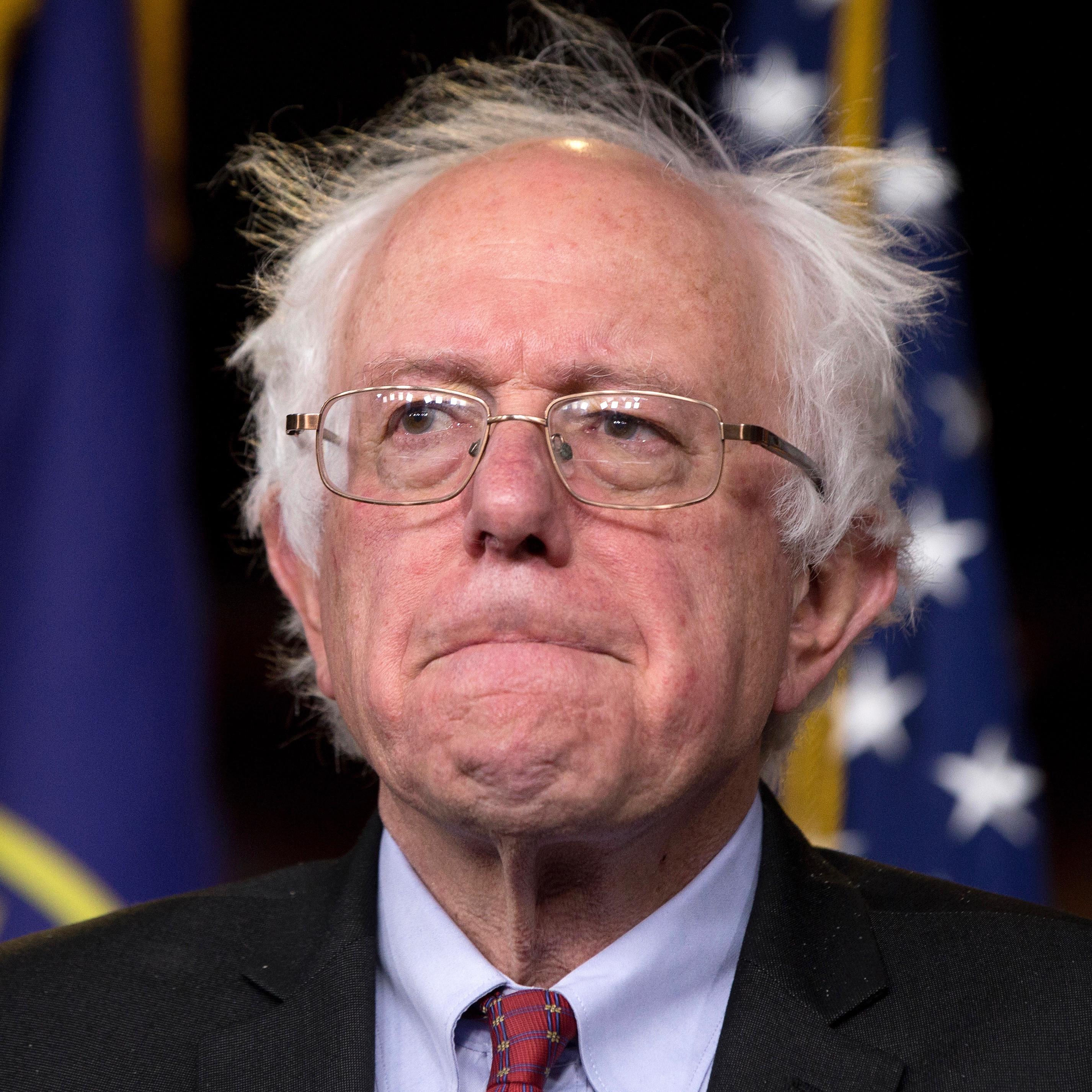 Bernie Sanders Gets A Clue, Says Tax Cut Bill Helps Middle Class [VIDEO]