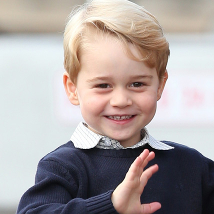 Prince George is Four, But a Clergyman Hopes He Marries Another Man Someday. [VIDEO]