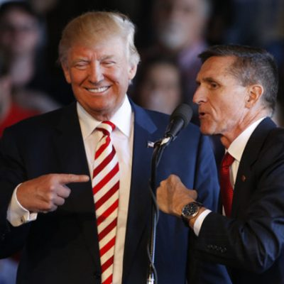 Liberals: Trump Tweet Proves Obstruction of Justice in Flynn Case. There's One Problem. [VIDEO]