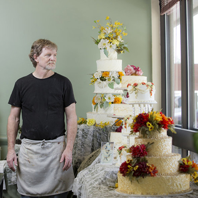 SCOTUS Hears Pivotal Same-Sex Wedding Cake Case Today. Will the First Amendment Prevail?