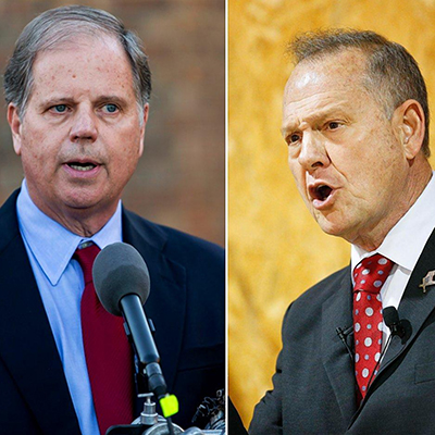 Doug Jones or Roy Moore: Who Will Emerge the Victor in the #Alabama Special Election?