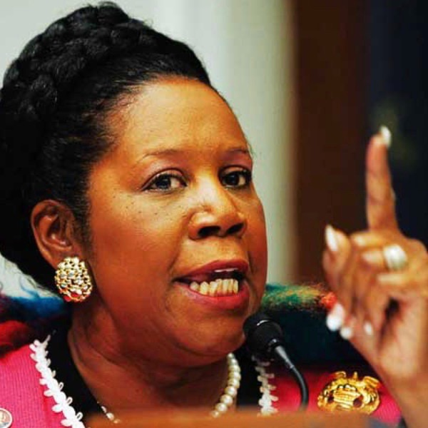 Sheila Jackson Lee Calls Human Rights Activist Racist Over United Seat Uproar [VIDEO]