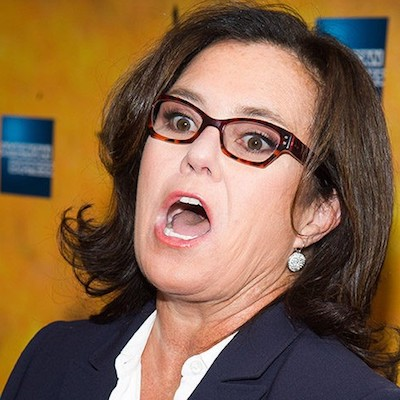 Why is Rosie O'Donnell still here?