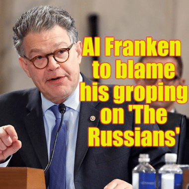 Al Franken: Hanging on Like a Stubborn Case of the Clap... For Now [VIDEO]