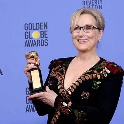 #MeToo at the Golden Globes