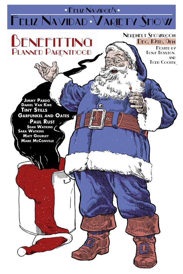 A Planned Parenthood Merry Christmas