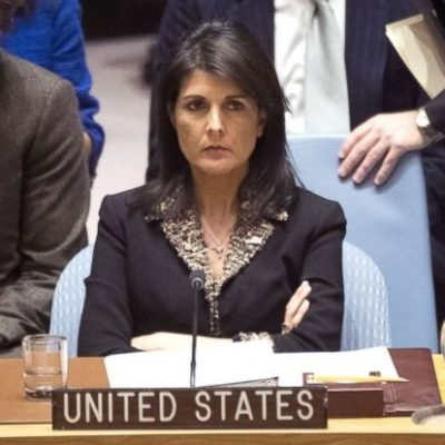 Nikki Haley, Iron Lady of the 21st Century [VIDEO]
