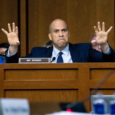 'TEARS OF RAGE:' Cory Booker Throws Drama-Filled Temper Tantrum At DHS Hearing [VIDEO]