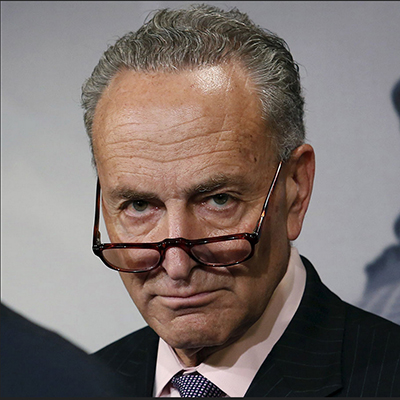 DACA, Dreamers and Little Chuckie Schumer