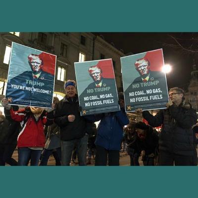 In Davos, Trump Versus The Snooty Globalists