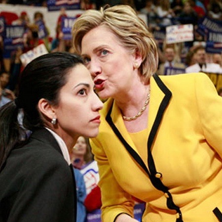 Huma Abedin Sent State Dept Passwords To Yahoo Account Prior To Worldwide Data Hack [VIDEO]