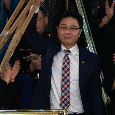Ji Seong-ho's Tale of Courage: One of the Finest Parts of Trump's SOTU. [VIDEO]