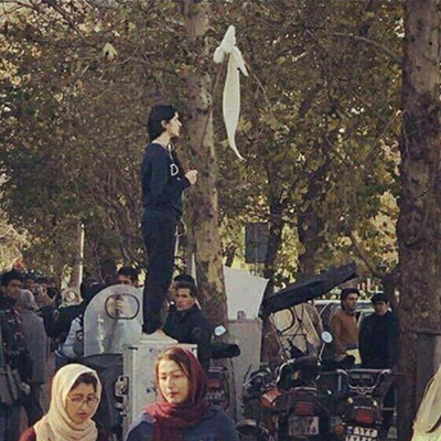 "On Day 6 of the #IranProtests Major ""Women's Rights"" Organizations Remain Silent"