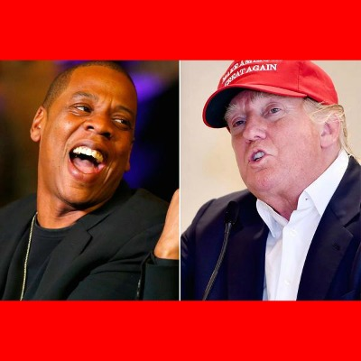 JAY-Z and Trump – A Pairing For The Ages [VIDEO]