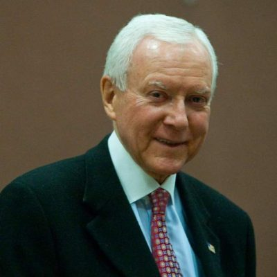 Senator Orrin Hatch Will Retire From The Senate