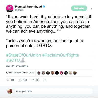 Tweets Gone Wild: Liberals' Over-the-Top Responses to Trump's #SOTU