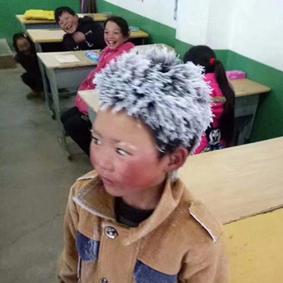 """How Little """"Ice Boy"""" Shamed the Chinese Communists. [VIDEO]"""