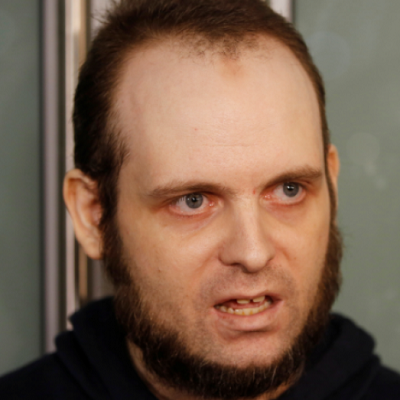 Joshua Boyle: Not just a moron, but a violent moron