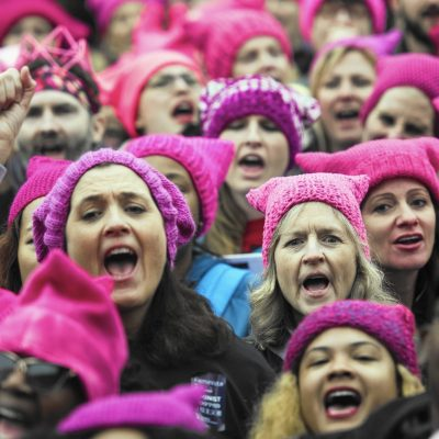 #WomensMarch2018: The Return of The Sisters of the Traveling Pussy Hats