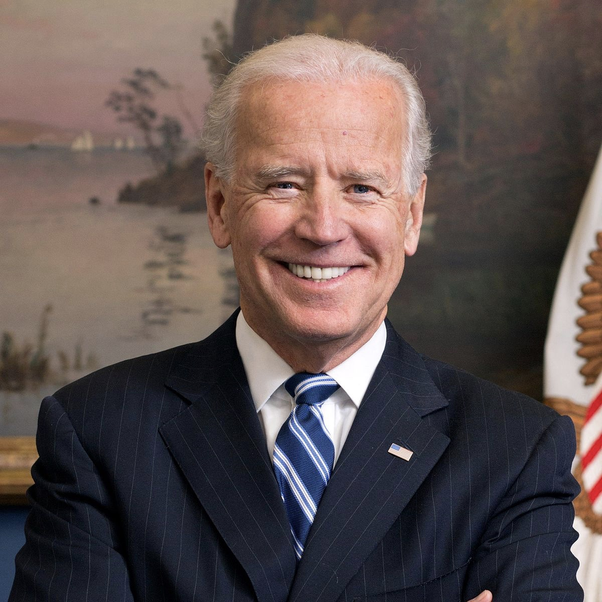"Joe Biden: ""Not how a president should behave."" [video]"