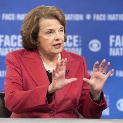 Senator Diane Feinstein's