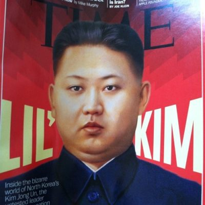 North Korea's own Lil' Kim hits his own city with a missile