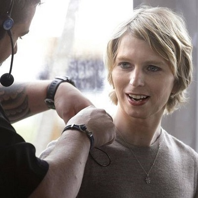 Chelsea Manning's balls probably will never touch a Senate seat