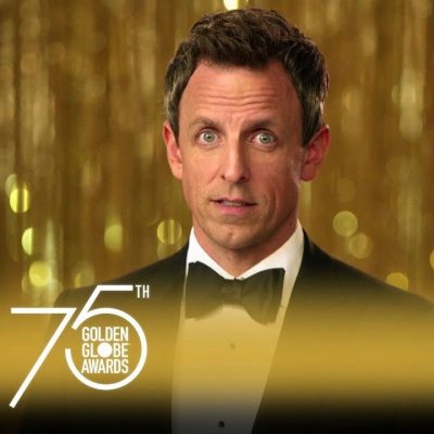#GoldenGlobes: Seth Meyers' Monologue Is Hot Mess Of Political Virtue Signaling [VIDEO]