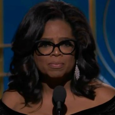 #Oprah2020, She's Wearing Serious Glasses
