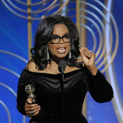 President Oprah Winfrey...Not so fast!