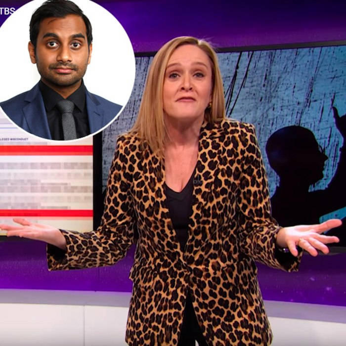 Full Frontal Samantha Bee Brings Her Claws Out for Ashleigh Banfield. [VIDEO]