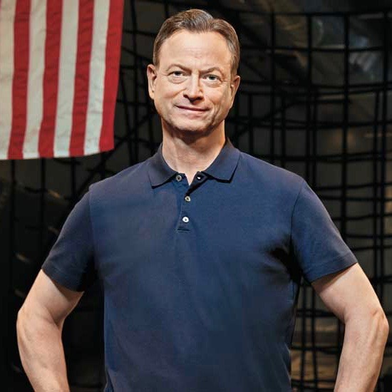When You've Lost Lt. Dan: Gary Sinise Is Not Happy With Anti-Military CA Teacher [VIDEO]