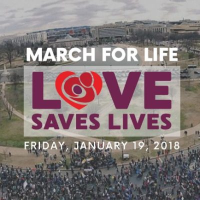 #MarchForLife: Because Life Wins [VIDEO]