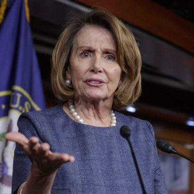 Pelosi Owns The Crumbs [VIDEO]