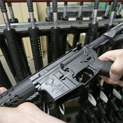 And, Right on Schedule, Assault Weapons Ban Introduced