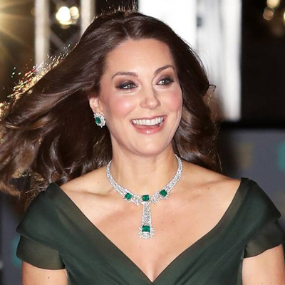 Feminists Hate Kate Middleton's Elegant Green Dress. [VIDEO]