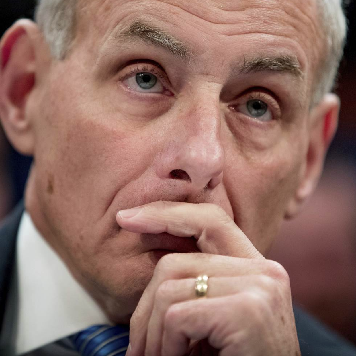 """""""Too Lazy to Get Off Their [Bleep]"""": Chief of Staff John Kelly Creates Stir with DACA Comment"""