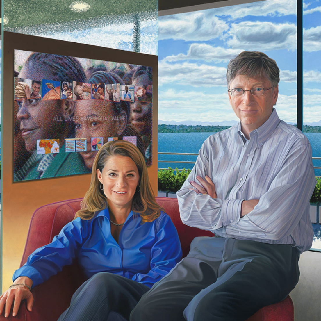 Bill and Melinda Gates, Mega Donors to International Abortion Providers, Worry Trump Infrastructure Plan Will Kill Millions Worldwide