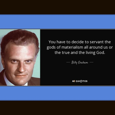 Reverend Billy Graham A Servant and Leader