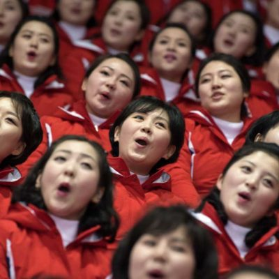 Winter Olympics 2018: Go Home North Korea-Fawning Journalists, You're Drunk