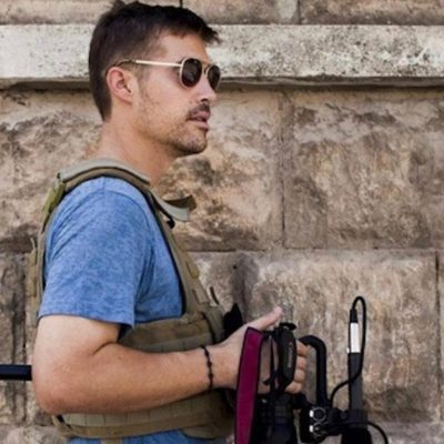 ISIS Terrorists 'Beatles' Who Beheaded James Foley Captured In Syria [VIDEO]
