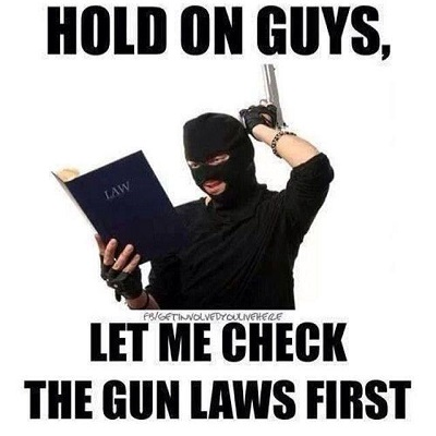 The Stupidity of Gun Grabbers